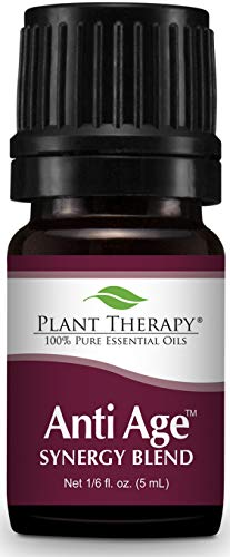 Plant Therapy Anti Age Synergy Essential Oil 30 mL (1 oz) 100% Pure, Undiluted, Therapeutic ()