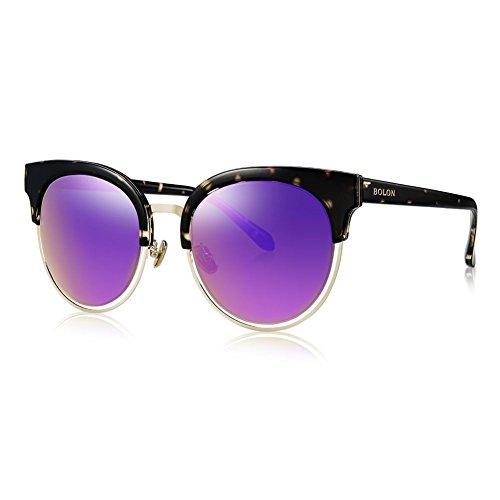 BOLON BL6015 Women's Nylon Polarized HD, Cat Eye Shpae TR - Bolon Sunglasses
