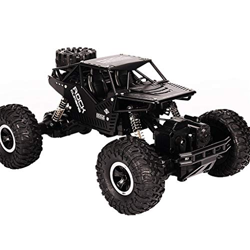 DDLmax Remote Control Car, 1/16 Four-Wheel Drive Alloy Off-Road Remote-Controlled Climbing Car LH-C008S by DDLmax (Image #6)