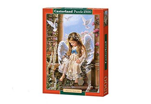 Castorland Puzzles Angel 1500 Piece Jigsaw Puzzle