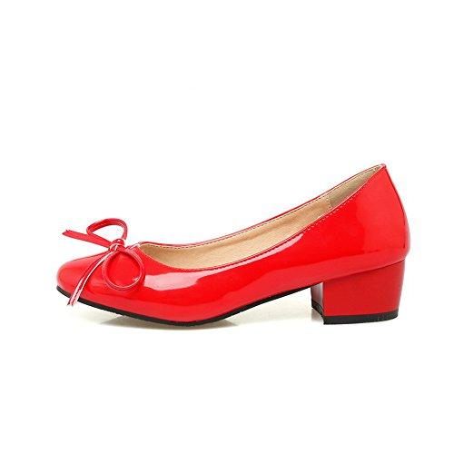 Sandali Red Donna Con Zeppa Balamasa dWA60d