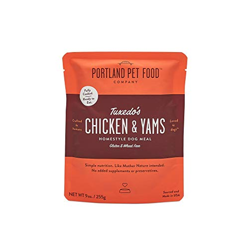 Portland Pet Food Company Tuxedo's Chicken & Yams...