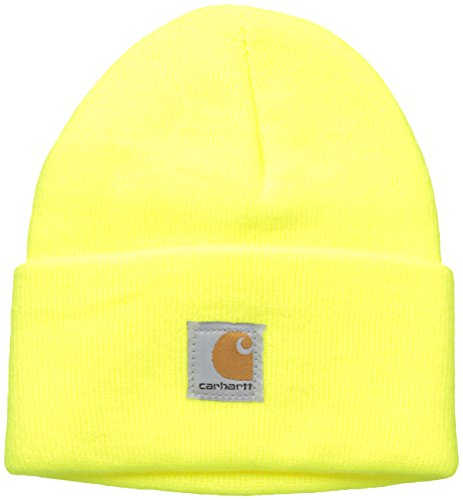 Carhartt Youth Toddler Boys' Acrylic Watch Hat, Brite Lime,