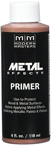 Modern Masters AM203-04 Metal Effects Primer, 4-Ounce