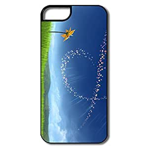 Fashion Flower Game Hard Cover For IPhone 5/5s