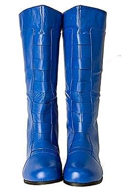 Avengers Cosplay Anime Comic Super Hero Halloween X-men Wolverine Men's Boots M