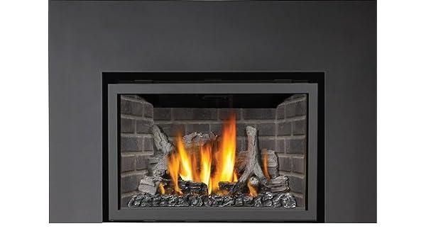 amazon com wolf steel ir3n napoleon basic natural gas fireplace rh amazon com wolf steel fireplace remote w660 wolf steel fireplace blower