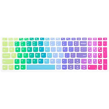 80%OFF CaseBuy Colorful Silicone Keyboard Protector Cover