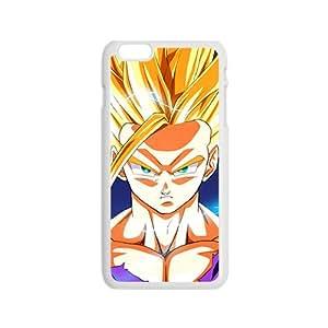 Dragon ball Super Saiyan Cell Phone Case for Iphone 6