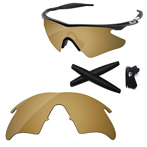 PapaViva Replacement Lenses & Rubber Kits for Oakley M Frame Heater ...
