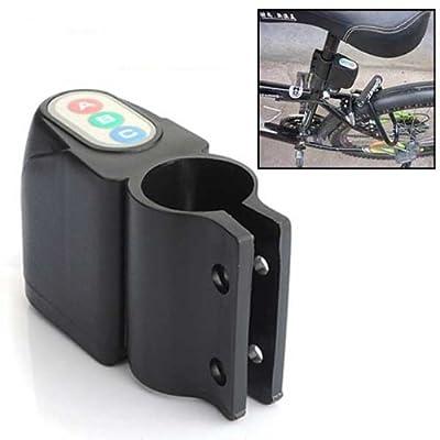 Bicycle Motor Bike Security Alarm Sound Cycling Lock