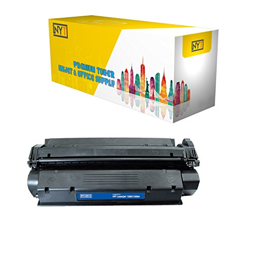- New York Toner New Compatible 1 Pack Q2613X High Yield Toner for HP - Laser Jet: LaserJet 1300 | LaserJet 1300n | LaserJet 1300xi. --Black