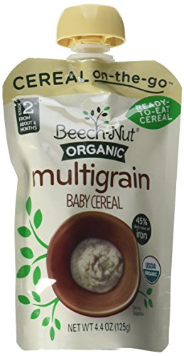 organic baby food pouches cereal - 9