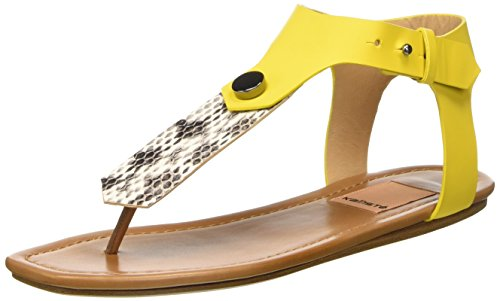 Kallisté 5713 - Sandalias Mujer Amarillo
