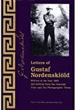 Letters of Gustaf Nordenskiold and Articles from Ymer and the Photographic Times, Gustaf E. Nordenskiold, 0937062162