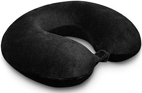 Travel-Pillow-KohbiR-Travel-Bliss-Memory-Foam-Neck-Pillow