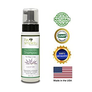 : Amazon.com: Dry Waterless Pet Shampoo Conditioner