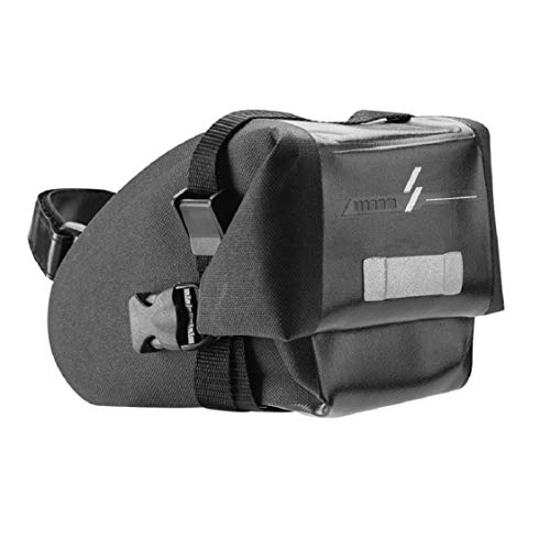 Vacally Cycling Frame Pannier Cell Phone Bag, Bike Front Top Tube Touchscreen Saddle Bag Rack Mountain Road Bicycle Pack Double Pouch Mount Phone Bags for Smartphone