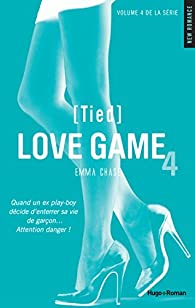 Love game - tome 4 (Tied) par Chase