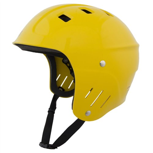 NRS Chaos Helmet - Full Cut Yellow Large by NRS