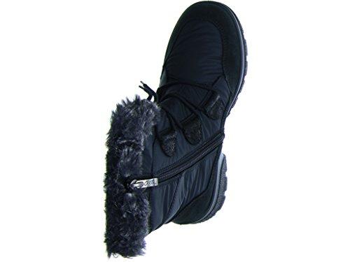 Nero 49338 Stivali Donna 65 Ara n6IdxEAtq6