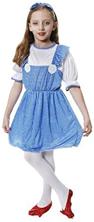 Children CHILDRENS COUNTRY GIRL LIKE WIZARD OF OZ ...