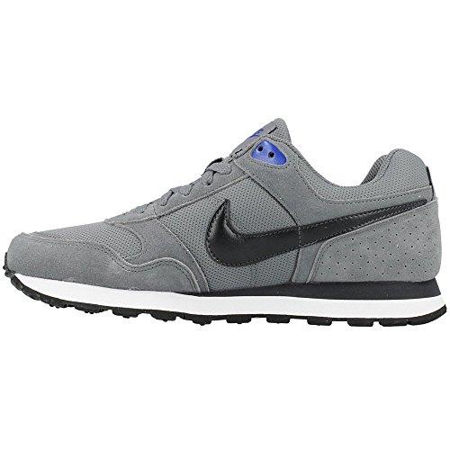 41 101 Nike Blanc Homme RUNNER Noir MD Gris Chaussures TXT 629337 Taille Ix64w8q