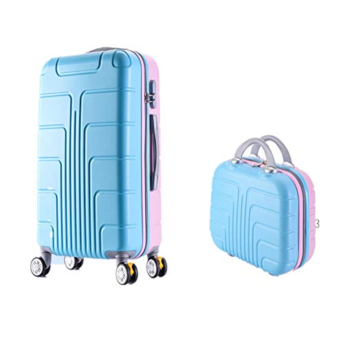Children's Suitcase, Combination Box, 26 Inches,2 colours by HongHe (Image #1)