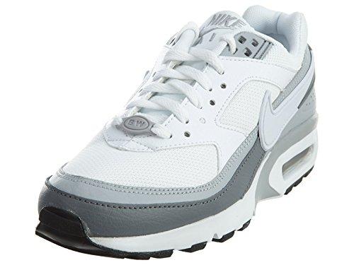 Da black Grey Max Uomo Air gs Scarpe bianco white Grey wolf Nero cool Grigio Corsa grigio Bw Nike qXxZgw56Z