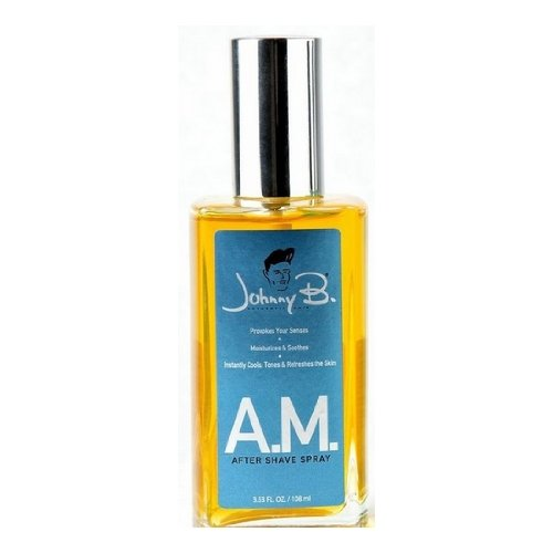 Johnny B A.M. Aftershave Spray, 3.53 Ounce