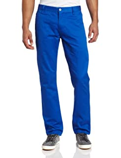 Dockers Men's Alpha Khaki Pant, Electric Blue - discontinued, 34W x 30L (B00B2IRBFG) | Amazon price tracker / tracking, Amazon price history charts, Amazon price watches, Amazon price drop alerts