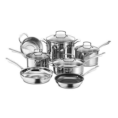 Cuisinart 89-11 Professional Stainless Cookware Set