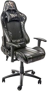 Cadeira Gamer Bc3 Camo/Cz Hawk, Thunderx3, Preto