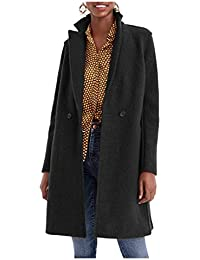 J.Crew Women's Daphne Boiled Wool Topcoat