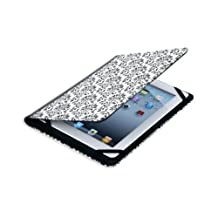 Verso Versailles (Damask) Large Folio Case for iPad (all generations), Samsung Galaxy Tab & Note, Motorola Xoom, HP TouchPad, Acer Iconia, Lenovo Idea Pad, Asus Transformer & LG Optimus