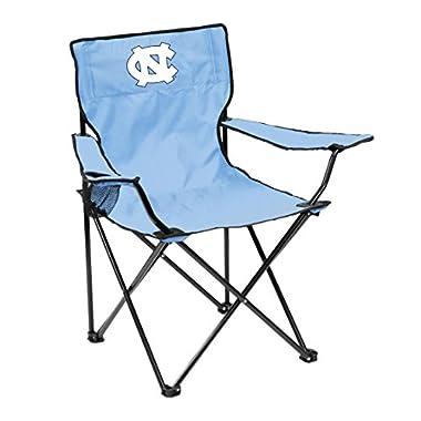 NCAA North Carolina Tar Heels Quad Chair, Adult, Blue