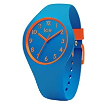 Ice-Watch - ICE ola kids Robot - Reloj blu para Niño con Correa de silicona - 014428 (Small)