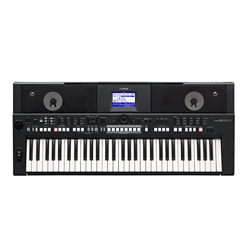 Yamaha PSR-S670 61-Key Arranger Workstation
