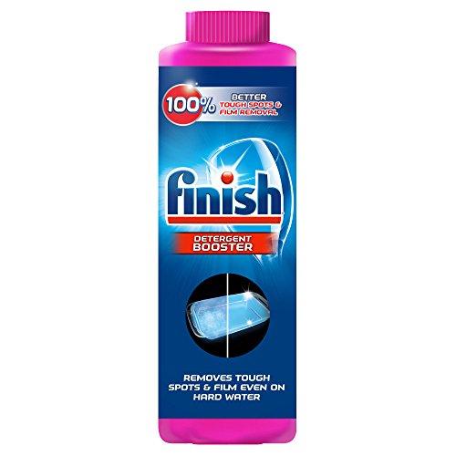 Finish Hard Water Booster