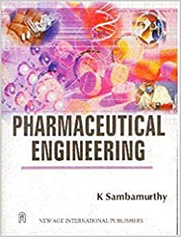 Pharmaceutical Engineering Book