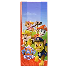 Wilton 1912-7900 Paw Patrol Treat Bags (16 Pack), Multicolor
