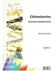 Partitions classique ROBERT MARTIN COITEUX F. - CHINOISERIE Basson