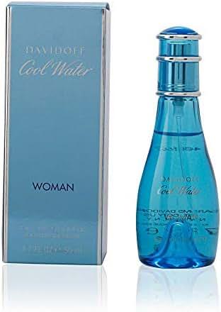 Davidoff Cool Water Woman Eau De Toilette, 1.7 oz.