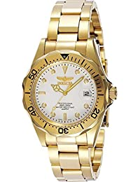 Men's 8938 Pro Diver Collection Gold-Tone Watch