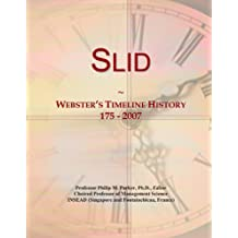Slid: Webster's Timeline History, 175 - 2007