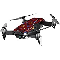 MightySkins Skin for DJI Mavic Air Drone - Diamond Galaxy | Min Coverage Protective, Durable, and Unique Vinyl Decal wrap cover | Easy To Apply, Remove, and Change Styles | Made in the USA