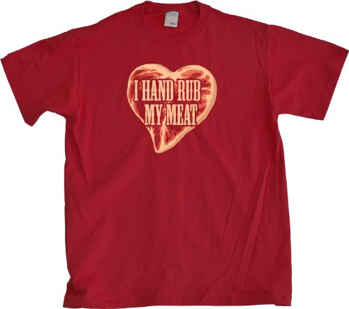 Ann Arbor T-Shirt Co. Men's I Hand Rub My Meat T-Shirt