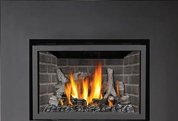 Amazon.com: Wolf Steel IR3N Napoleon Basic Natural Gas Fireplace Insert: Home & Kitchen