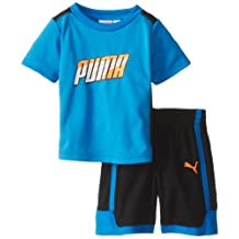 PUMA Little Boys' Boy Formstrip Perf Set