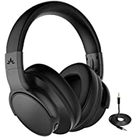 Avantree [Upgraded] Active Noise Cancelling Wireless...